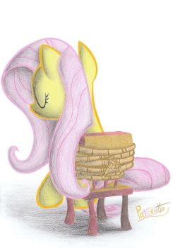 Fluttershy by Patoriotto