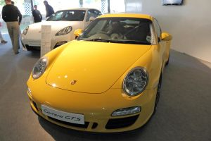 Goodwood 2011: Porsche 911 GTS by randomlurker