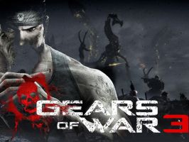 Gears of War 3 Endless War by PrototpeX01