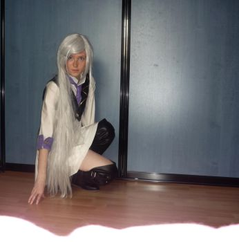 Cosplay Rosalya (Amour Sucre) by Aprillion