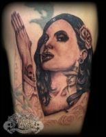 Portrait 3 by state-of-art-tattoo
