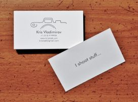 Business Card by KrisVlad