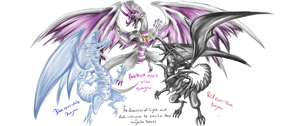 AESD Dragon Trio by AESD
