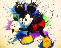 Epic Mickey by Tabbytooner