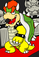 King Bowser by TheExpertJK