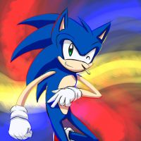 One Hour Sonic: Primary by winded-wolf