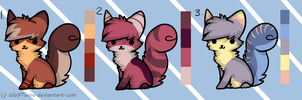 Enter-to-Win Free Kitty Adopts - WINNERS CHOSEN by WolfTwine