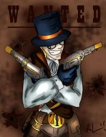 Wanted: Dead or Alive by Jeh-Leh-Loh
