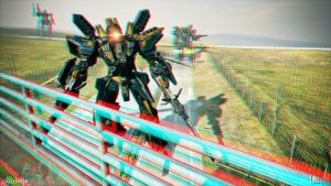 HighwayOne - Anaglyph by UEGProductions