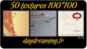 Textures icons set 1 by daydreaming-fr