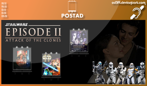 PostAd - 2002 - Star Wars Episode 2 Attack Of The  by od3f1