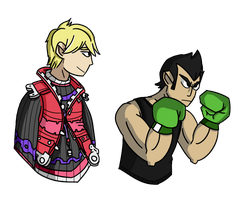 Smash 4 Newcomers by Dustiletto29