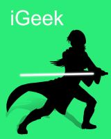 iGeek - Jedi by deeed