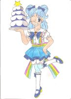 Confectionist Cerulean by animequeen20012003