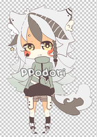 Wolf Adopt Auction -- CLOSED by ppodori