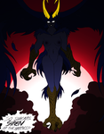 Rise of The Devilman- 173- Siren (uncensored) by NickinAmerica