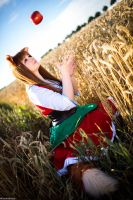 Spice and Wolf - Horo I by e-l-y-n-n