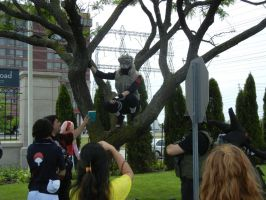 Anime North 2012 - Kakashi Cosplay by jmcclare