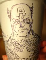 Cap on a Cup by severusgraves