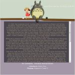 Totoro Journal Skin by thatfire-stock