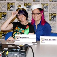 Kay and Julie Shipping by makepictures