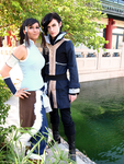 Avatar: Legend of Korra Cosplay by Aicosu