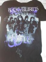 BVB Signed Shirt :D by xXxXxEmoChickxXxXx