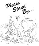 """Please Stand By"" Banner by TenthCharm"