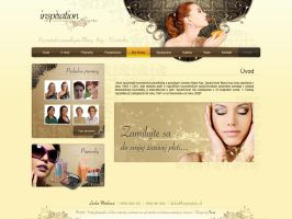 Inspiration website by fuxxo