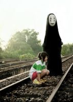 Spirited Away by ichokepeople