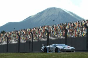 Super GTs at Fuji by DaFaithful1