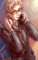 Tsukishima by Pew-PewStudio