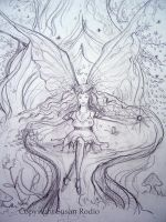Forest Fairy by SusanR