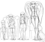 Height Chart by AlloyRabbit