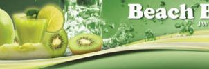 fruits banner design by michaelng13