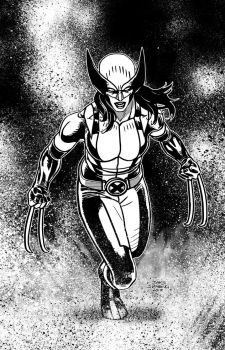 all new Wolverine by Jake-Sumbing