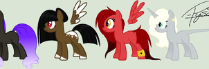 MLP Auctions- 1 Left! by PyscoSnowflake