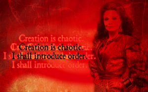 Creation is Chaotic by Leda74