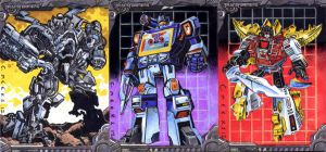 Transformers sketch cards pat deux by Kapow2003