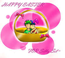 Zolu easter for sillysil by dadonna