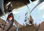 Soul Eater 106 - Maka Demon Hunter by HikariNoGiri