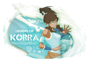 Korra Signature by ButterThenToast