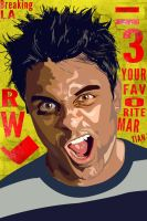 Ray William Johnson by 3r1k4