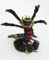 Custom Giratina Art Doll Commission SOLD by Sovriin