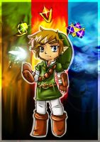 Ocarina of Time by October-Shadows
