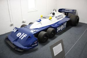 Tyrell P34 by smevcars