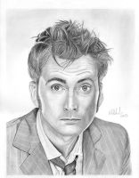 Doctor Who - David Tennant by shintetsuya
