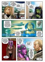 Master Matyr's mission 48 by ArmourWing