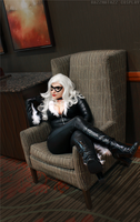 Black Cat: More than a little coy by srsRazzmatazz