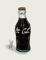 Speedpaint-cola by SirCassie